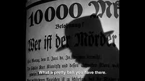 m 1931 fritz lang trailer bfi release youtube