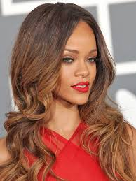 hairstyles and colours for long hair 2013 the many shades of rihannaâ s hair 29secrets