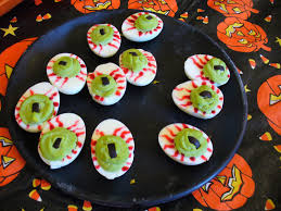 deviled egg eyeballs recipe recipes
