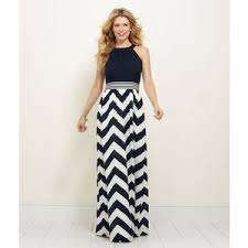 chevron maxi dress chevron maxi dress vineyard vines polyvore