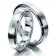 model cincin titanium cincin kawin emas putih cincin palladium cincin tunangan