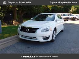 2015 nissan altima xtronic 2015 used nissan altima 4dr sedan i4 2 5 s at toyota of