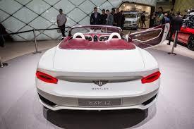 bentley exp 12 speed 6e brings british luxury to the ev set