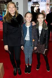 moss and kate moss and lila grace hit the carpet together
