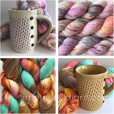 simply socks yarn co 12th anniversary sip knit kits now