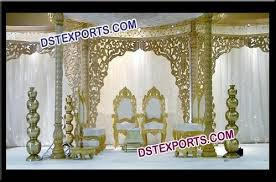wedding backdrop panels wedding wooden carved backdrop panels dst exports patiala id