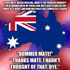 Funny Australia Day Memes - aussie humor australia at its very best pmslweb