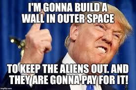 Meme Maker Aliens - illegal alien policy imgflip