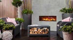 ambiance outdoor fireplace i outdoor gas fire