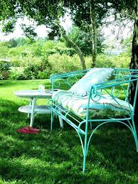 Antique Rod Iron Patio Furniture by Antique Wrought Iron Garden Furniture Old Wrought Iron Garden
