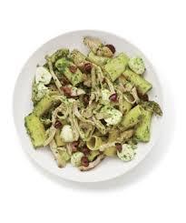 pasta salad pesto pesto chicken pasta salad recipe real simple