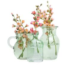 bud vase garland antique glass bud vase trio catalog