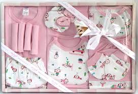 baby gift sets newborn baby gift set 13 pieces baby girl sharepyar