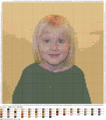free pattern maker cross stitch picture or photo based patterns