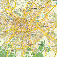 Germany Map Europe by Map Aachen Nrw Germany Maps And Directions At Map