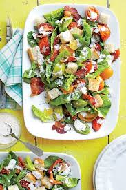 Summer Lunch Menus For Entertaining - quick u0026 delicious summer salad recipes southern living