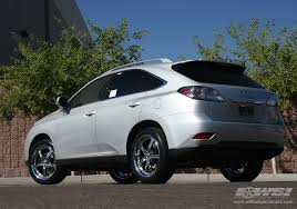 tire size lexus rx 350 lexus rx 350 custom wheels giovanna gianelle spezia 5 20x et