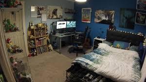 my room tour gaming setup 2015 youtube