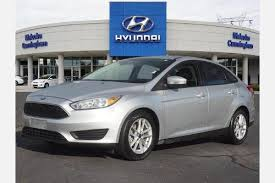 ford athens ga used ford focus for sale in athens ga edmunds