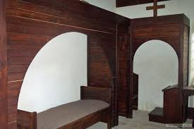 chambre de moine photo la chambre reconstituée d un moine 83 paca la