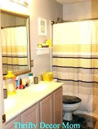 Bathroom Ideas Gray Yellow And Grey Bathroom Ideas