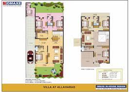 floor plans sangam city omaxe waterfront allahabad