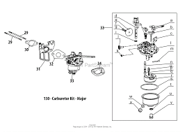 troy bilt 170 au engine parts diagram for 170 au carburetor