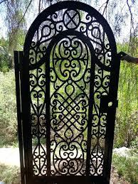 metal garden gate designs metal garden gate ideas best 10 iron