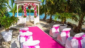 all inclusive wedding packages island all inclusive caribbean resort beachfront wedding packages