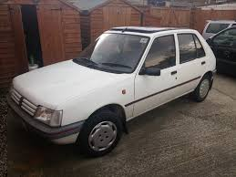 are peugeot good cars peugeot 205 automatic 1991 low mileage good condition classic