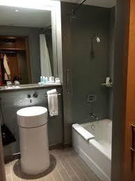 Bathroom Vanity Chicago Bathroom Vanity Shower Picture Of Loews Chicago O U0027hare Hotel