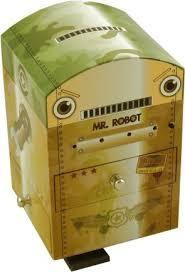Childrens Music Boxes Mr Robot Music Box Music Boxes From Music Box World Uk Robot