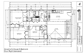 Shouse House Plans by Governor S House Floor Plans U2013 House Design Ideas