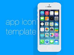 freebie app icon template v2 by aaron kettl dribbble