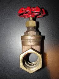 shut off valve basics