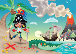 wall murals for kids room animals cars pirates and farm wallpapers horse
