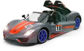 remote control car lights wembley toys big 1 14 x racing powerful remote control car with