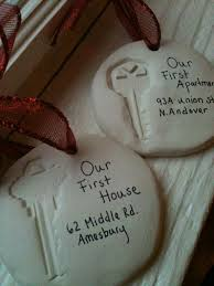 keepsake ornaments for house or apartment home sweet home