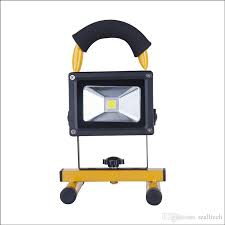 Rechargeable Work Lights by Led Portable Light Lamp Floodlight 10w Classical Emergency