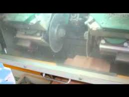 Woodworking Machinery Used Uk by Used Omec F9 At Scott U0026 Sargeant Woodworking Machinery Uk Youtube