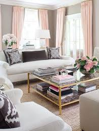 Pink And Teal Curtains Decorating How To Decorate With Blush Pink Decoholic