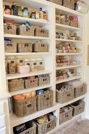 open kitchen cabinets with baskets kitchen decoration