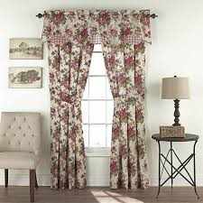 Kitchen Curtains Lowes Curtains Lovely Waverly Window Valances Curtain For Enchanting