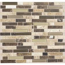 daltile slate radiance flint 12 in x 12 in x 8 mm glass and