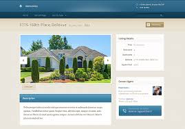 real estate listing template domestica all in one real estate solution for
