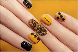Easy At Home Nail Art Designs Home Design Ideas - At home nail art designs for beginners