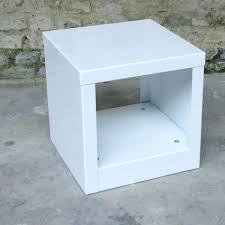 alinea bout de canapé bout de canape blanc laque bout de canap design canape ukbix 18