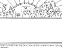 free doodle name 17 best coloring pages misc images on mandalas diy