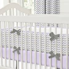 gray chevron crib bedding style special gray chevron crib