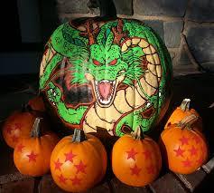 dragon ball pumpkins by mycks on deviantart